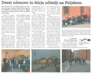 Izmenjava Poljska